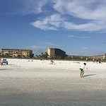 Pictures of our day at Siesta Beach!