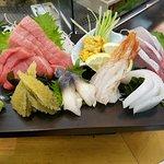 Sashimi for 3