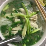 The house speciality - Chicken Pho