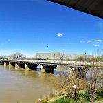 River view, Tamarisk Restaurant, Green River, UT