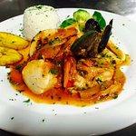 Seafood Criollo