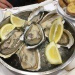 Cervejaria Ramiro - fresh oysters - yummy!