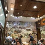 Cervejaria Ramiro - beautiful wall tiles depicting mostly shellfish