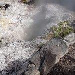 Thermal eruption
