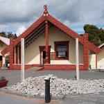 Maori building