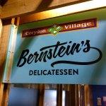Hello, Bernstein's! So glad we found you!