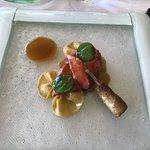 Hôtel Restaurant de Yoann Conte Foto