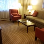 Sitting area in Royal Scot Hotel & Suites, Victoria