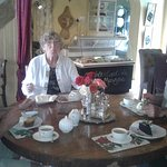 Coffee and cake at Sophies