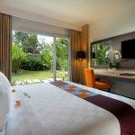 Deluxe Room Garden Terrace
