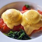 Eggs Benedict Salmon