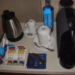 Servicio de la habitación ( Café,Te)