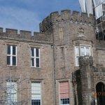 Cyfarthfa Castle front of buiding