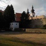 am Znaimer Turm-/Befestigungsrundgang