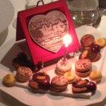 Surprise du Chef pour l'anniversaire !