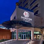 DoubleTree by Hilton Oradea- front view