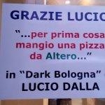 ...ricordo del grande Lucio Dalla