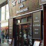 Sir William pub skót étterem fényképe