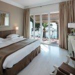 Chambre privilège avec vue mer panoramique et terrasse