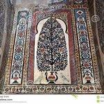 laxmi-bai-mahal-jhansi-rani-palace-rani-lakshmi-embellished-multi-colored-art-painting-its-walls