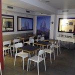 Dining area,