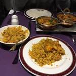 Chicken Biryani at Tandoori Nite - Birchington