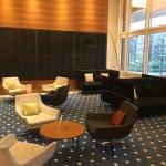 Lyon Marriott Hotel Cité Internationale Foto