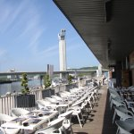 All Sports Café Rouen - Terrasse