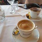 Flat white & Cappuccino