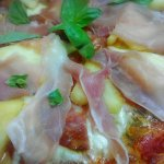 Pizza Parma Ham.🍕🍕🍴
