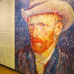Van Gogh Museum at walking distance from CoHo Suites