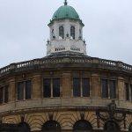 Sheldonian Theatre, Oxford U.K.