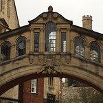Bridge of Sighs, Oxford U.K.