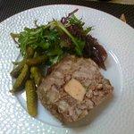 la terrine drouaise au foie gras