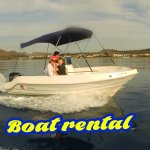 Boat rental and Speedboat rental with Rodos Water Sports Action