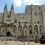 Palais des Papes, Avignon. Photo by: par C. Almodovar