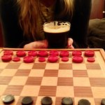 Beer and board games - you can't go wrong