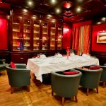 Cigar room and private dinning 2
