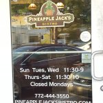 Foto de Pineapple Jacks Bistro