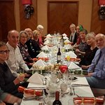 Christmas lunch at The Chase
