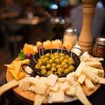 tablita de quesos