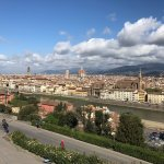 Photo de Esplanade Michel-Ange (Piazzale Michelangelo)