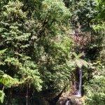 Rainmaker Park waterfall