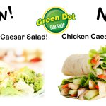 Looking for something lighter? Try our Chicken Caesar Salad or Wrap!