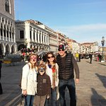 Venice at the end of our tour!
