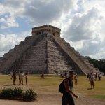 Foto de Zona Arqueológica de Chichén Itzá
