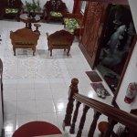 Main stairs