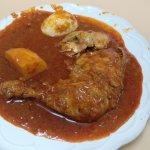 Yummy Chicken Vindaloo