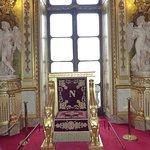 trône de Napoléon