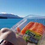 Photo de Mt. Cook Alpine Salmon Farm